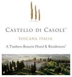 Castello di Casole…this is Tuscany…Past, Present, Perfect