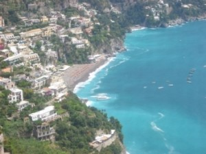 Positano- Positively Wonderful