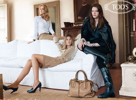 Tod's 9-Month Sales Edge Up