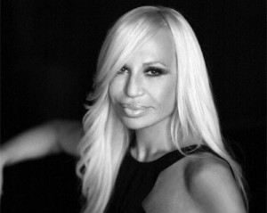 Donatella Versace Doesn't Believe in the Natural Look