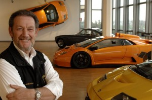 Lamborghini Legends Dream Car Tour with Valentino Balboni