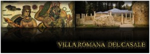"A leap in the past: Piazza Armerina ""Villa Romana del Casale"""