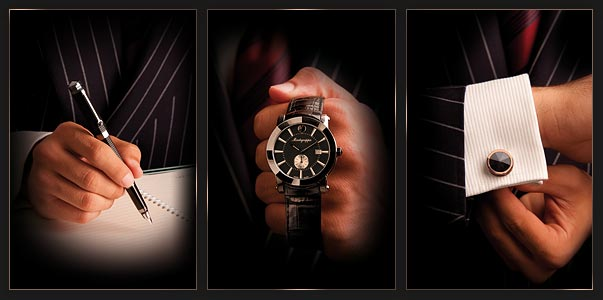 Luxury of the Montegrappa NeroUno Lifestyle Collection