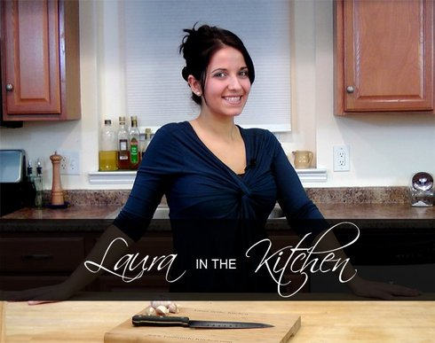 """Holiday Recipe: Stuffed Braised Calamari by """"Laura in The Kitchen"""""""