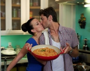 Extra Virgin: Cooking Show Blends Tuscany with Queens
