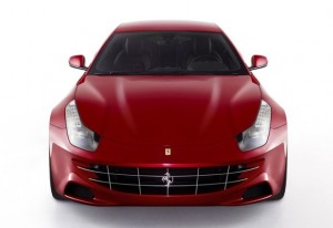 Ferrari Presents the New FF