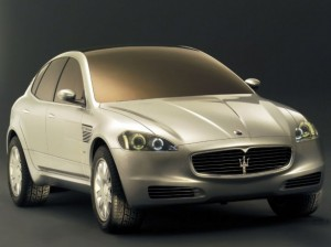 Chrysler Plans SUV Under Maserati Brand