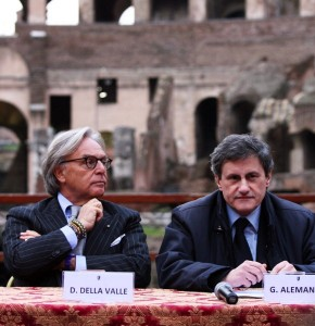 TOD'S to Help Fund Rome's Colosseum Restoration