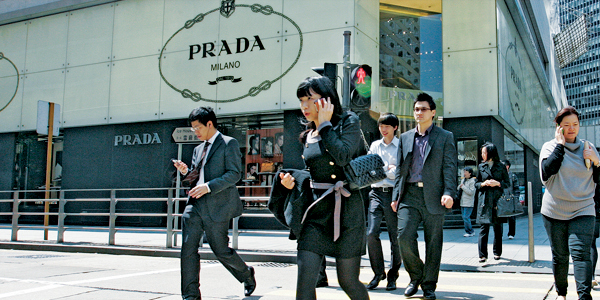Luxury Brands Following PRADA IPO