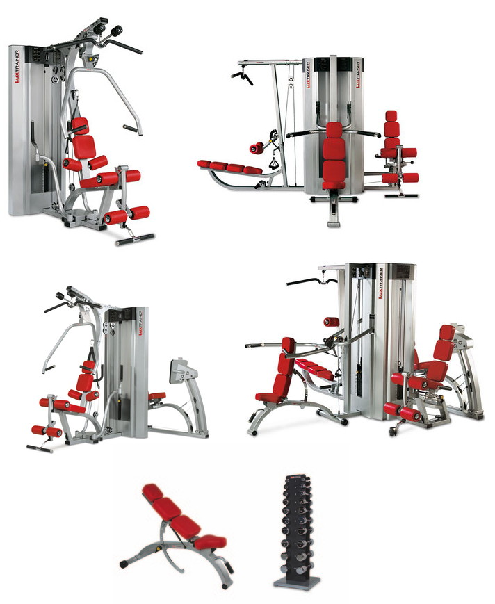 Luxtrainer Luxury Fitness Systems