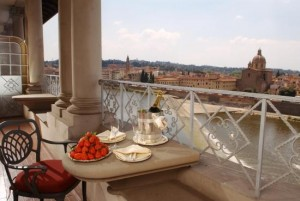 The St Regis Florence and Bottega Veneta Suite