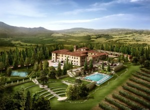 Italy's Newest Luxury Resort Makes Tuscany Even More Attractive For 2012