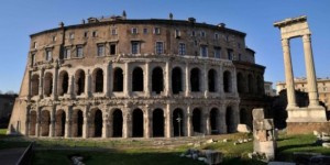 Maximus Value! Palace that resembles the Colosseum is up for sale in Rome
