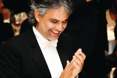 Andrea Bocelli – A Treasure and Gift of Italy