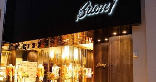 Brioni Expands in China and the U.S. Markets