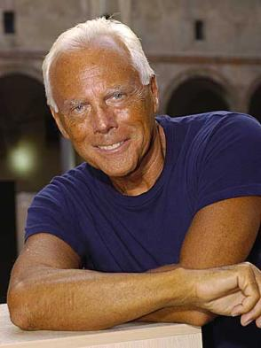 Armani Plans to Hand Control to Foundation