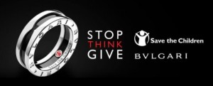 """BVLGARI Continues """"Save the Children"""" Commitment"""