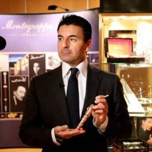 100 Years of Innovation: An Interview with Giuseppe Aquila, CEO of Montegrappa