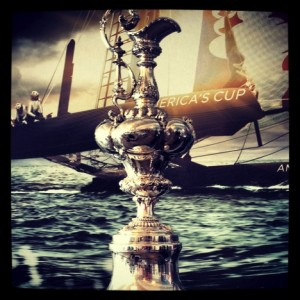 America's Cup World Series Naples, Italy