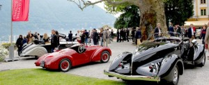 'Concorso d'Eleganza Villa d'Este' at Lake Como May 24-27