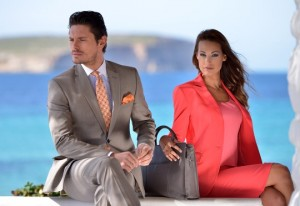 Gagliardi's Spring/Summer 2013 Collection Highlight Mediterranean Flair