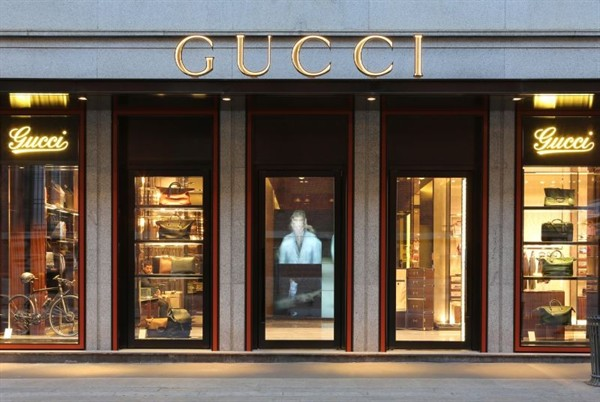Innovative Auto Finance >> Gucci Opens First European Men's Only Flagship Store in ...