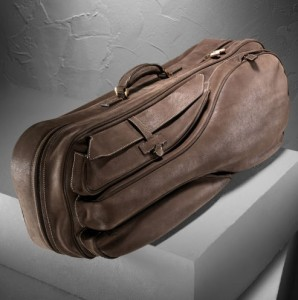 Loro Piana Leather Tennis Bag Collection