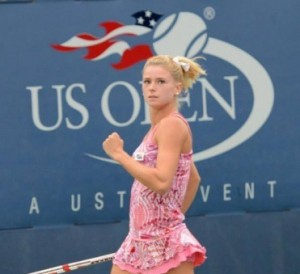 Celebrity Spotlight: Tennis Pro Camila Giorgi