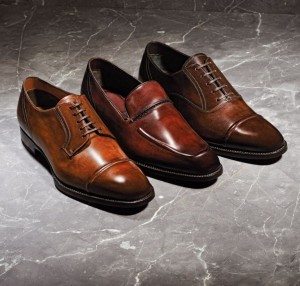 Brioni Launches Men's Footwear Collection