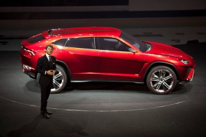 Lamborghini Urus SUV Confirmed for Production
