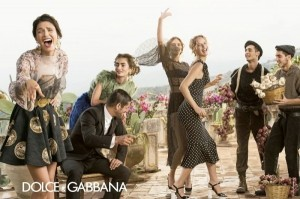 Ode to Sicily – Dolce & Gabbana Spring 2014 Campaign