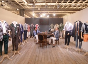 Eidos Napoli Young Menswear by Isaia