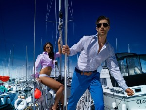 ETRUSCA Menswear Delivers on Warm Weather Style