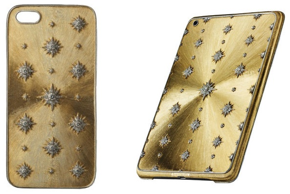Buccellati Unveils World's Most Expensive iPad and iPhone Cases