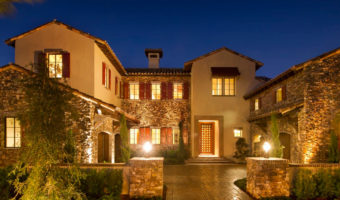 Mediterranean Inspired Golden Oak Homes at Walt Disney World Resort