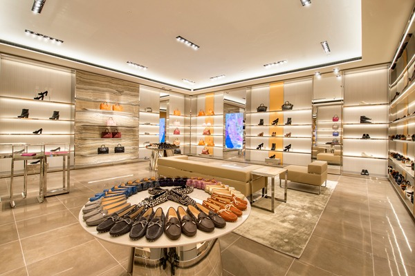 Tod S Opens First Store In Australia 183 Italia Living