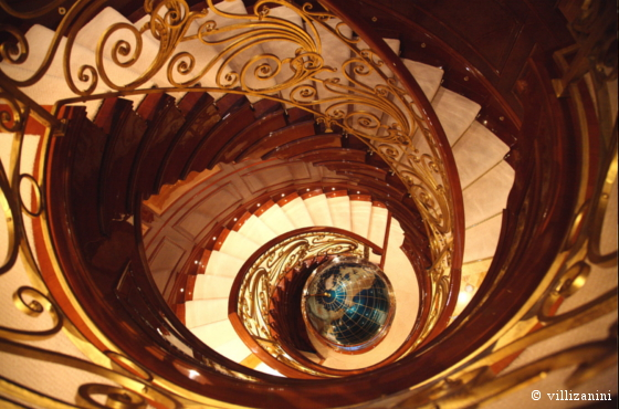 The Beauty of Circular Banisters