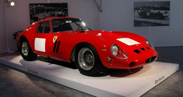 1962 Ferrari 250 Gto Berlinetta Sells For Record 38