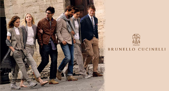 Cucinelli Eyes Double-Digit Sales and Continued Profit Growth in 2015