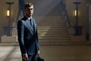 Gucci Showcases Men's Tailoring in Short Film