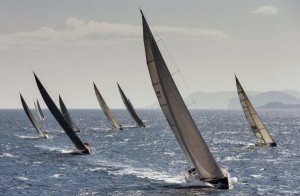 21 Nations Prepare for 2014 Rolex Swan Cup in Italy