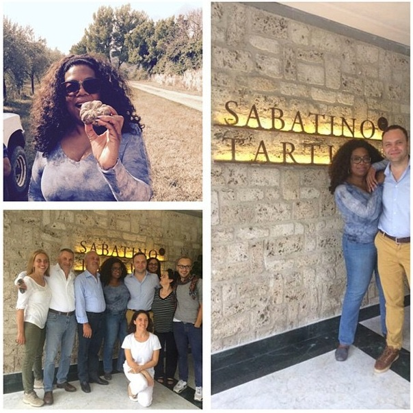 Luxurious Truffle Products and Hunting Experiences by Sabatino Tartufi