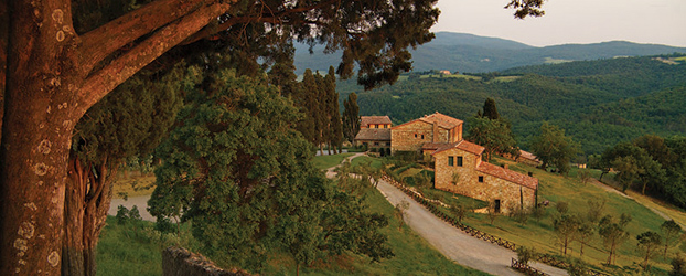 Live Your Tuscan Dream at Castello di Casole