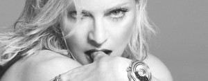 Madonna the Face of Versace's Spring/Summer 2015 Campaign