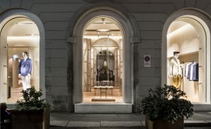 New Caruso Flagship Opens in Milan