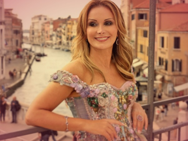 Giada Valenti Making Her National Debut on PBS