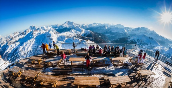 Cortina d'Ampezzo – On Top of Gusto
