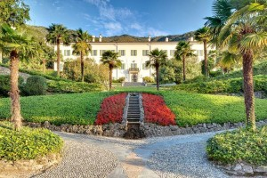 Rent the Masterpiece Villa Napoleon I in Lake Como