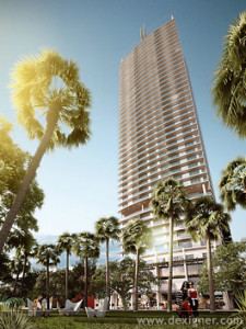 The Related Group Celebrates 1100 Millecento's Completion with Roof Top Soiree in the Heart of Brickell