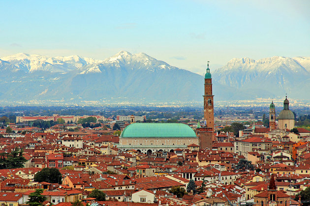 Vicenza A Real Renaissance Jewel Italia Living